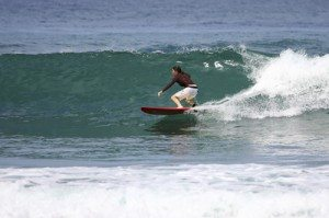 Myself Surfing Maria's