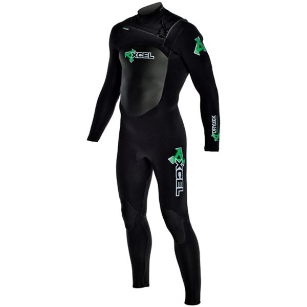 Xcel Wetsuits - Thermo Bamboo Review 1