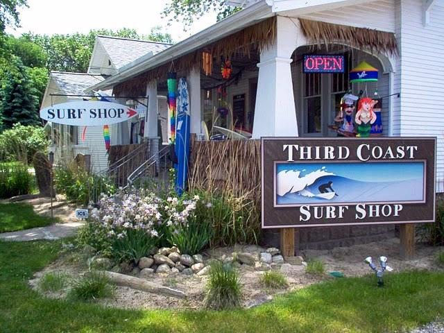 An Interview with Ryan Gerard, Proprietor of Third Coast Surf Shop 1
