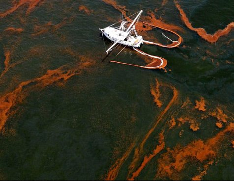 The BP Oil Disaster - Timeline And Resources 1