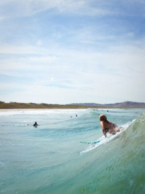 Surf Tip - Looking Down The Line 2