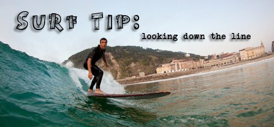 Surf Tip - Looking Down The Line 1