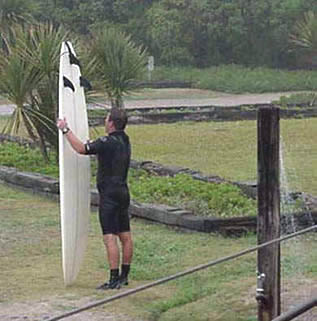 Surf Tip: How NOT To Be A Donkey 2