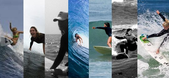 10 Questions for 7 Surfers 1