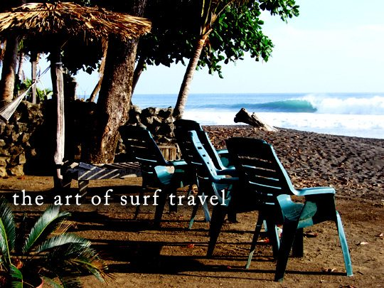 The Art Of Surf Travel 1