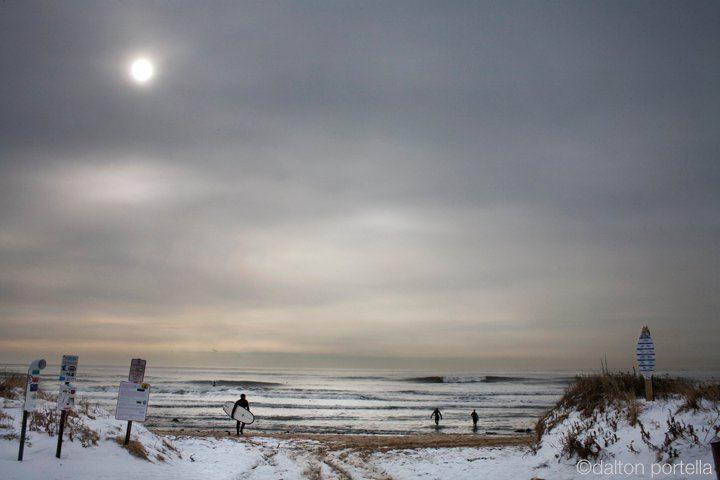 Dalton Portella's Frozen New York Surf 3