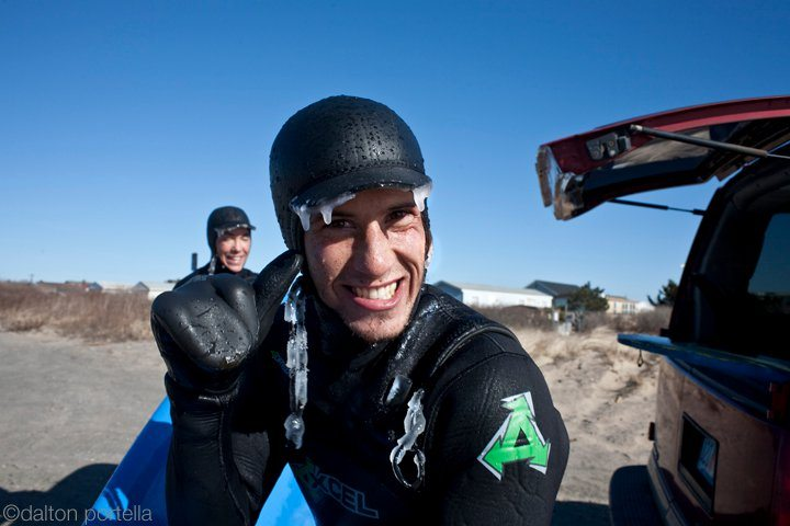 Dalton Portella's Frozen New York Surf 5