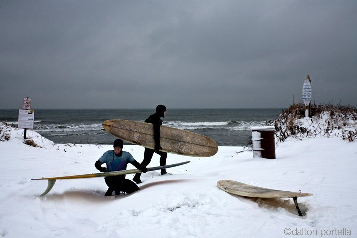 Dalton Portella's Frozen New York Surf 2