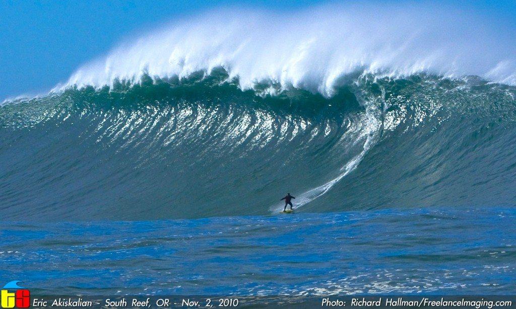 Interview with Eric Akiskalian 2010/11 Billabong XXL Biggest Wave Nominee 2
