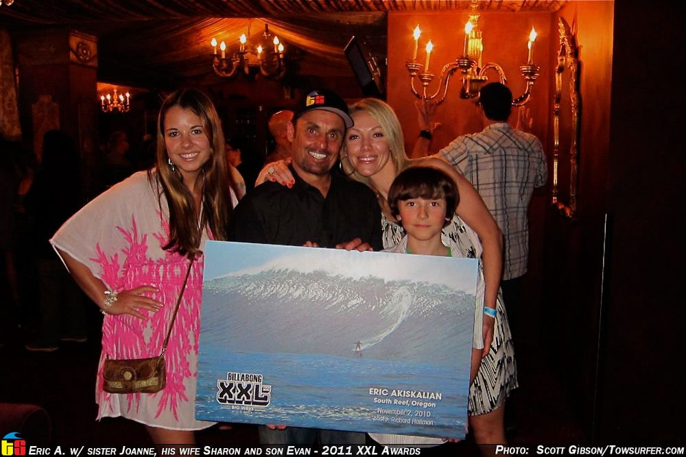 Interview with Eric Akiskalian 2010/11 Billabong XXL Biggest Wave Nominee 1