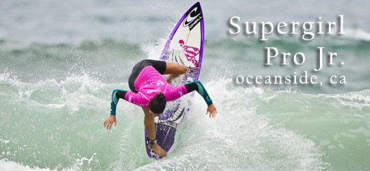 2011 Supergirl Pro Junior Goes Down In Oceanside 1