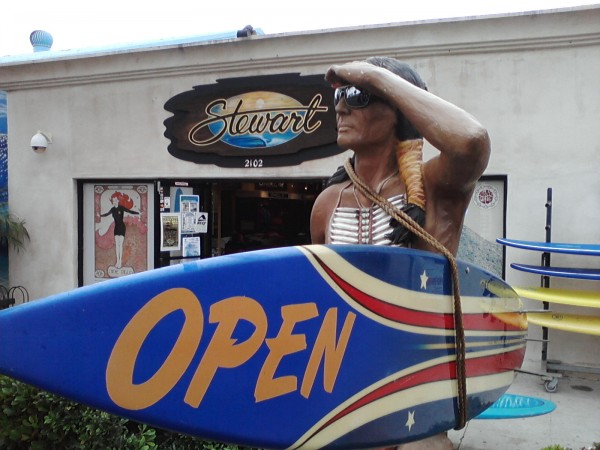 Checking in with Stewart Surfboards 2