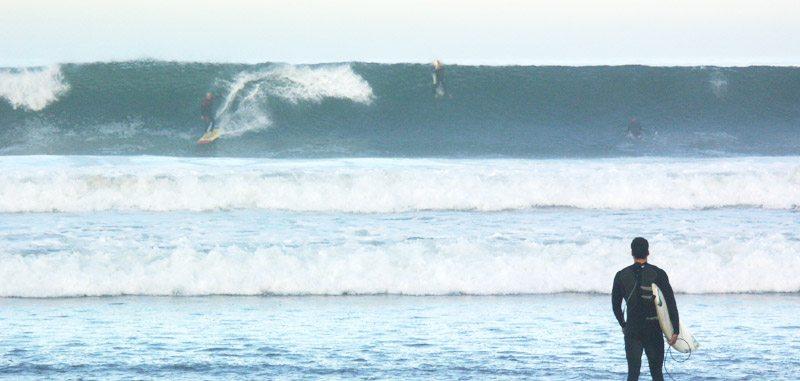 Big(ger) Wave Surfing 1